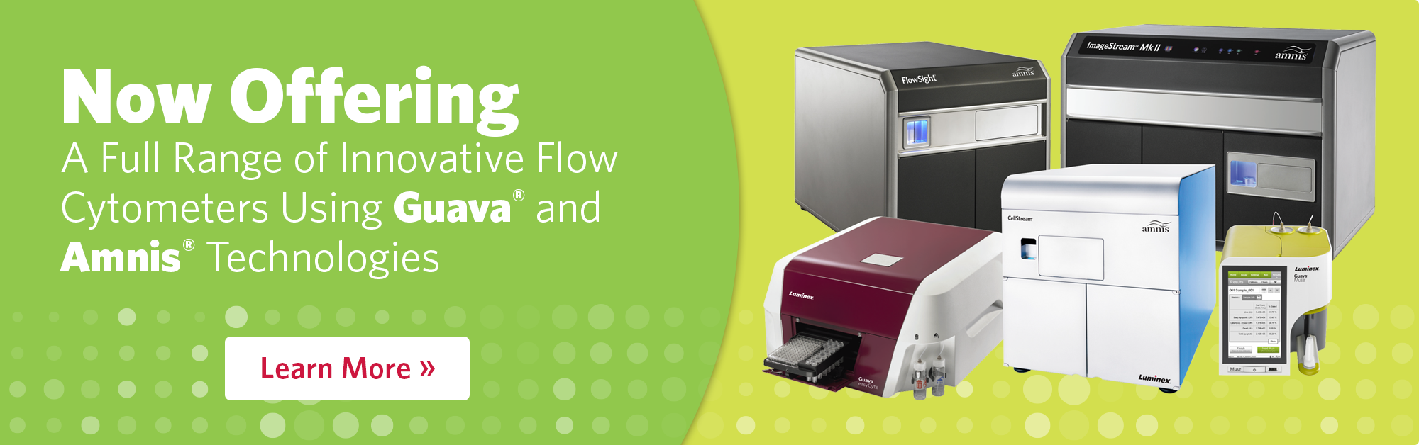 Luminex Imaging and Flow Cytometry