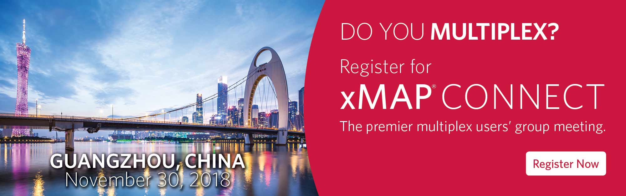 xMAP® Connect - Guangzhou, China - Nov 30, 2018