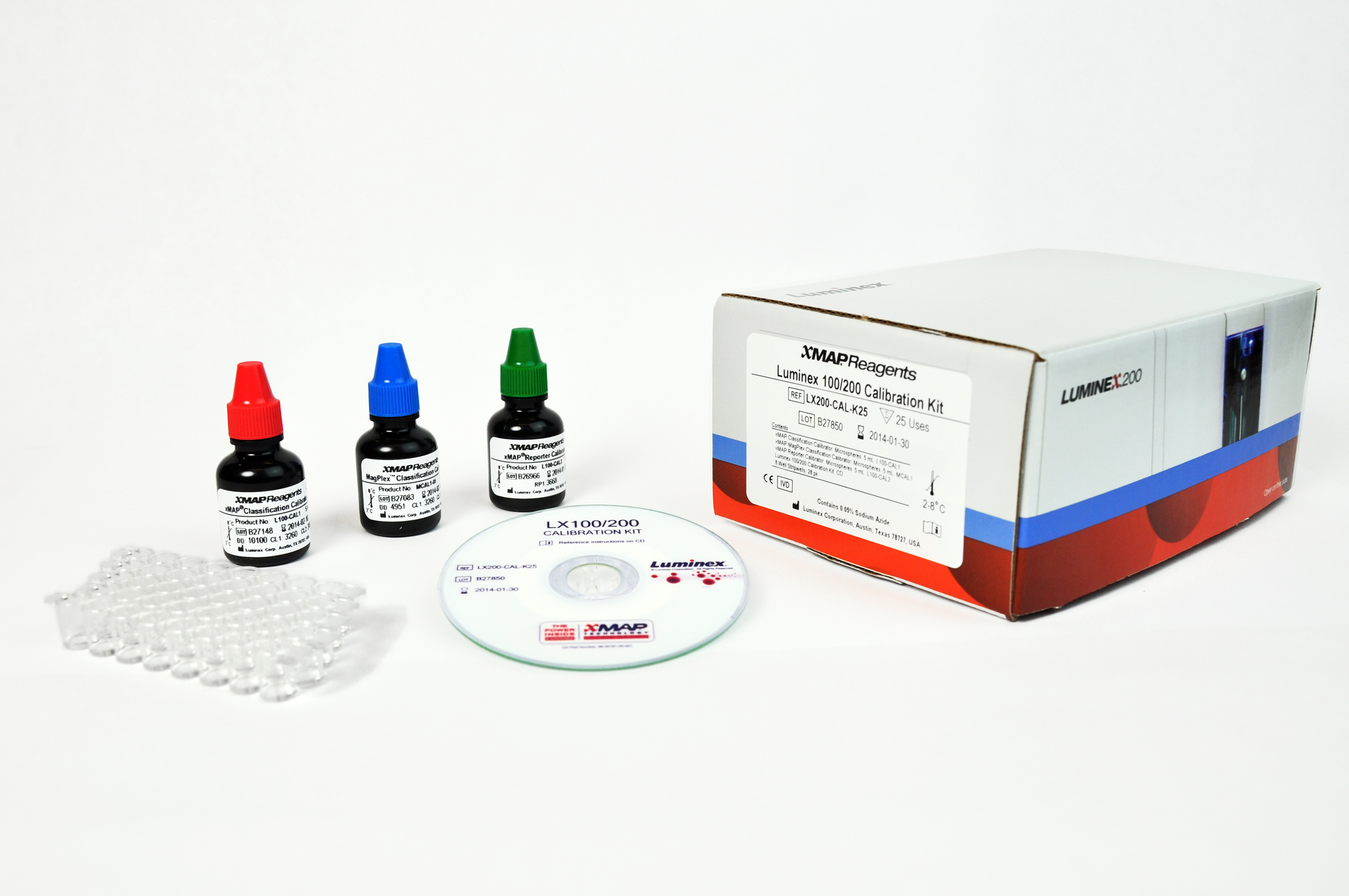 Luminex 100/200 Calibration Kit