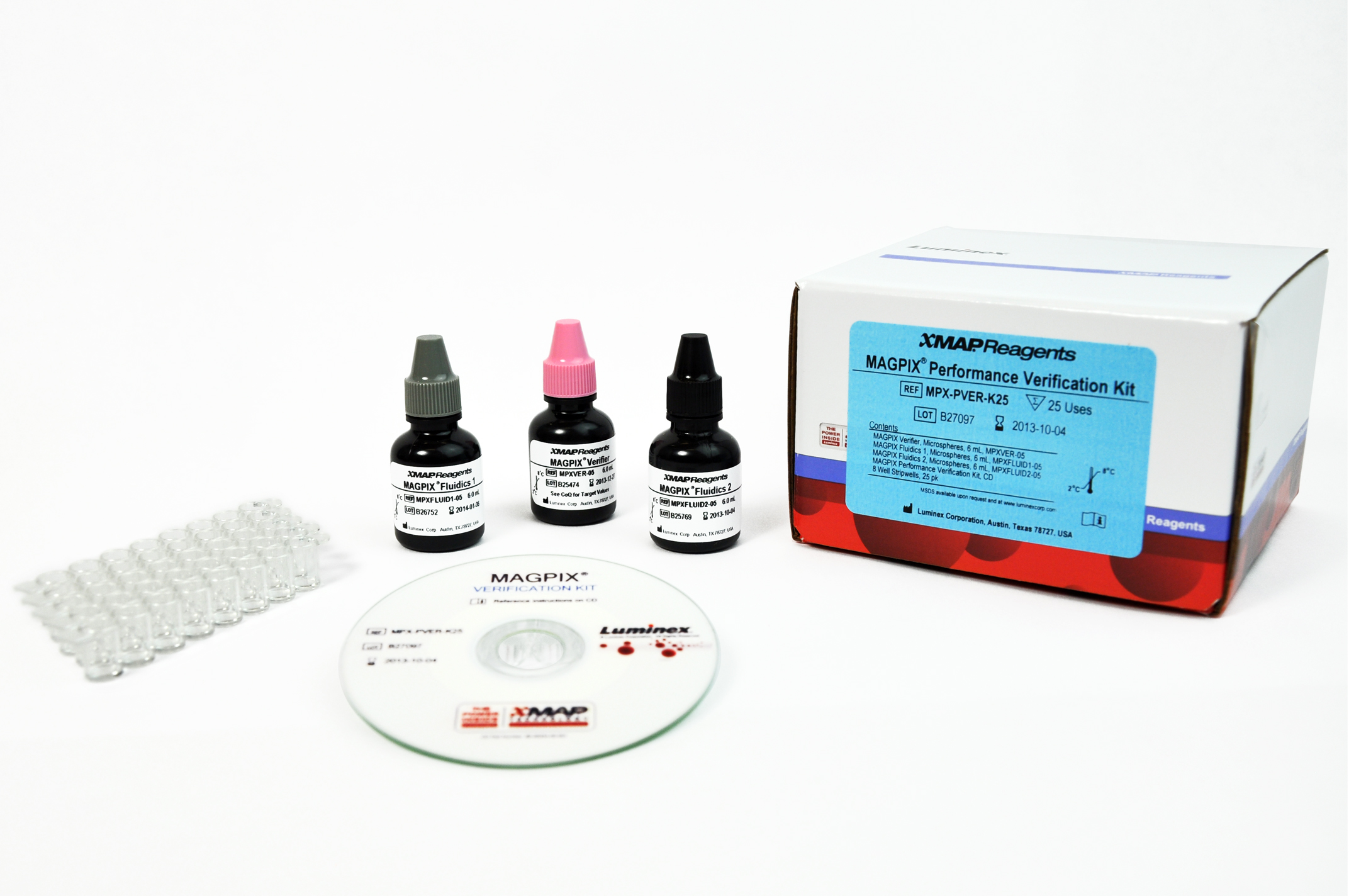 MAGPIX Performance Verification Kit