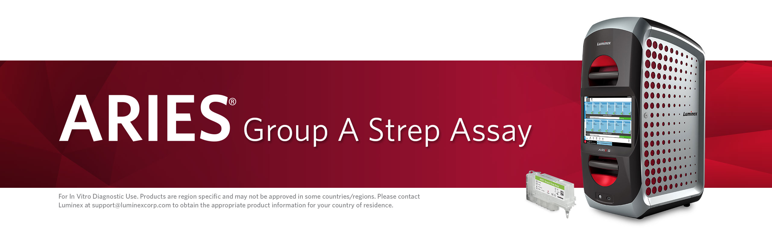 ARIES® Group A Strep Assay
