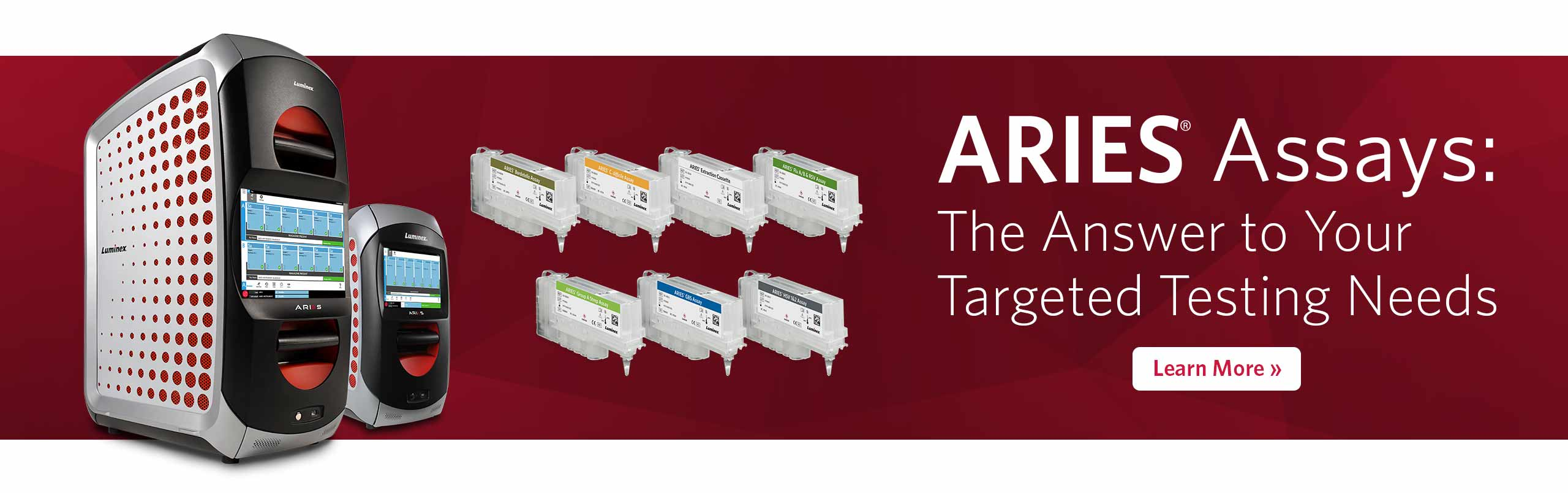 ARIES® Assays: The Answer to Your Targeted Testing Needs