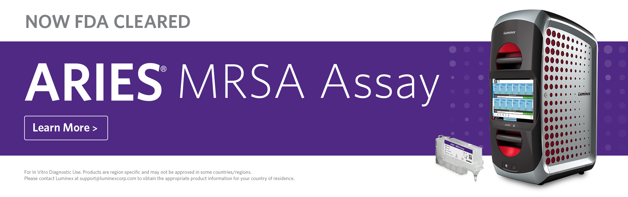 ARIES® MRSA Assay