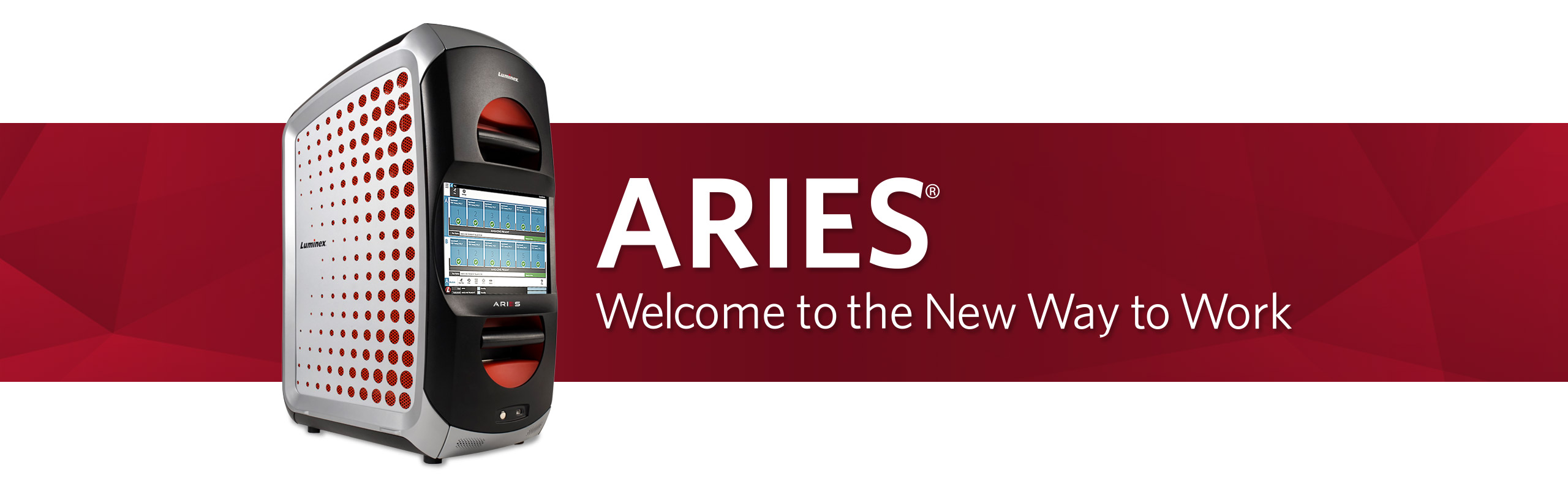 ARIES® | Welcome to the New Way to Work