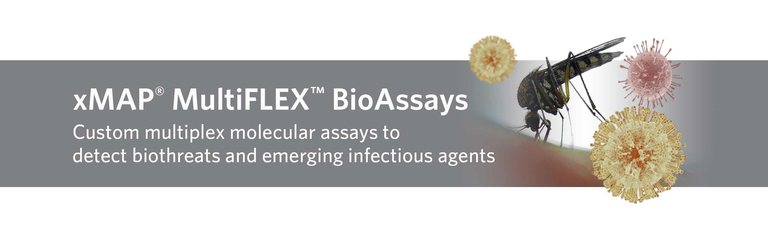 xMAP MultiFLEX BioAssays RUO