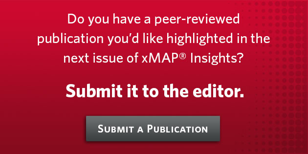Do you have a peer-reviewed publication you'd like highlighted in the next issue of xMAP® Insights? Submit it to the editor.