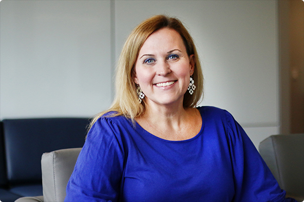 The Faces of Luminex: Jill Mathias, Customer Relationship Management