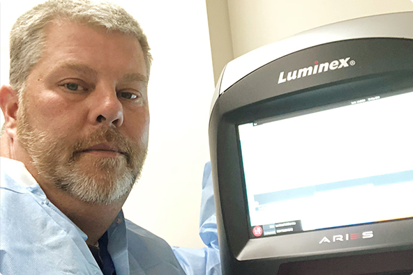 The Faces of Luminex: John Fox, Field Service