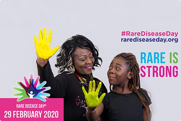 Rare but Not Alone – Raising Awareness for Rare Diseases