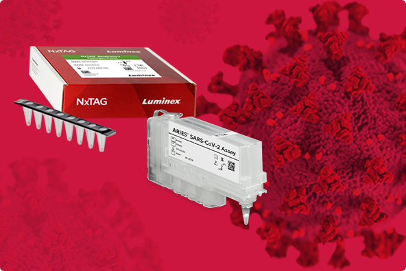 Luminex's Flexible SARS-CoV-2 Assays Enable Both High-Throughput and Emergency Testing