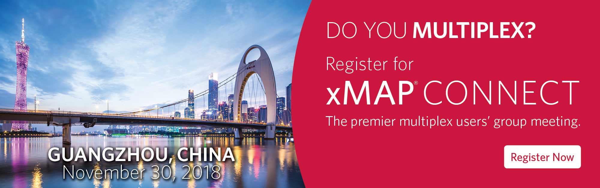 xMAP® Connect 2018 - Guangzhou, China